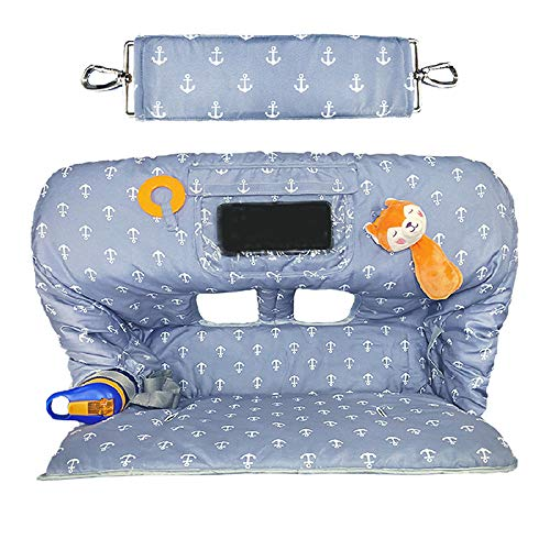 Shopping Cart Covers for Baby High Chair Cover-Waterproof