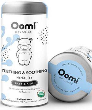 Herbal Tea Baby Teething Relief Organic