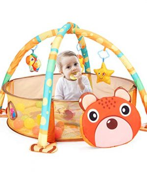 Cocobe Simulated Baby Play Gym Mat
