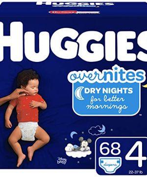Huggies Overnites Nighttime Diapers