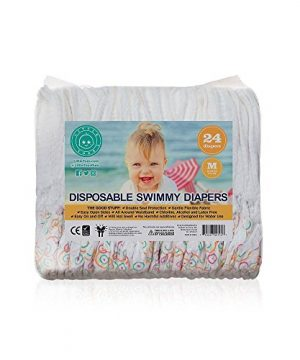 Little Toes Natural Disposable Swimmy Diapers
