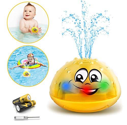 LETBEFUNA Baby Bath Toys, Spray Water Toy