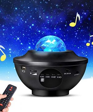Star Projector, Galaxy Projector with Remote Control