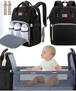 DEBUG Baby Diaper Bag Backpack with Changing Station