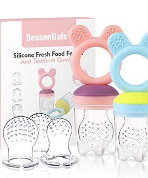 Baby Fruit Food Feeder Pacifier - 2 Packs