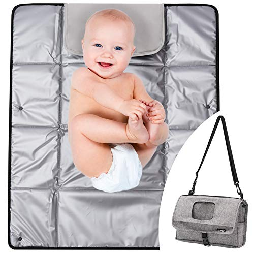 Extra Large Portable Diaper Baby Changing Pad