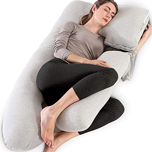 Chilling Home Pregnancy Pillow, 55 inches Full Body Pillow