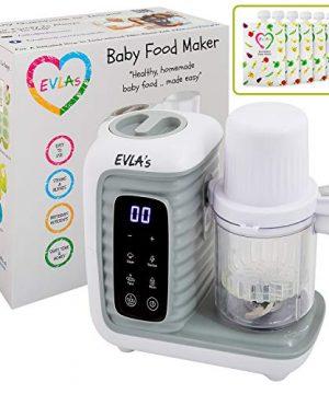 Baby Food Maker Processor Blender Grinder Steamer