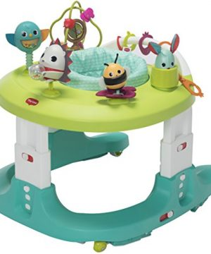 4-in-1 Baby Walker and Mobile Activity Center