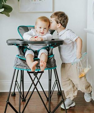 Baby Delight Go with Me Uplift Deluxe Portable High Chair