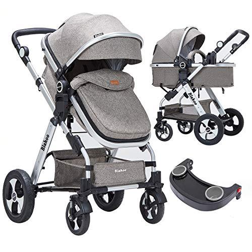 Baby Stroller for Newborn Foldable Aluminum