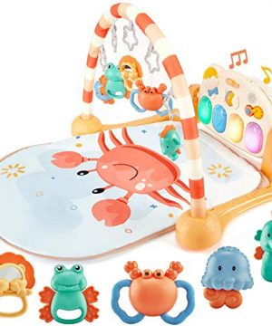 Baby Gym Baby Play Mat for Baby Play Gym Activity Mat