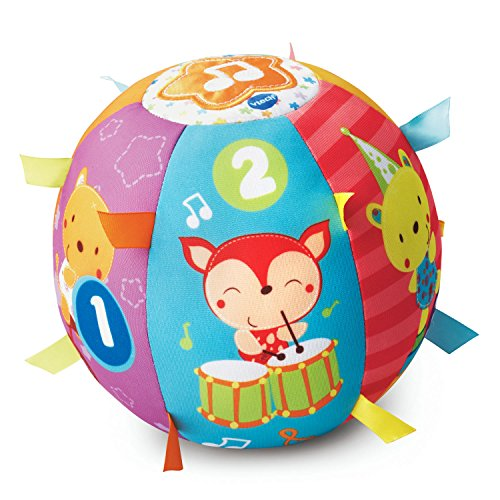 VTech Lil' Critters Roll, Discover Ball,Multicolor