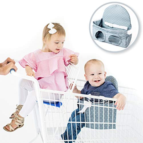 Buggy Bench Shopping Cart Seat Carrier