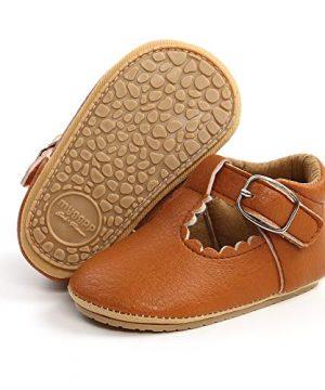 BENHERO Baby Girls Shoes Infant Mary Jane Flats