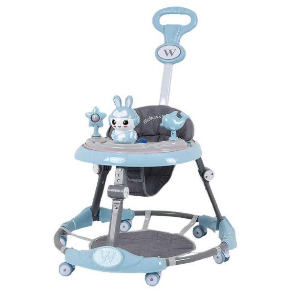 Baby Activity Walker with Wheel Putter
