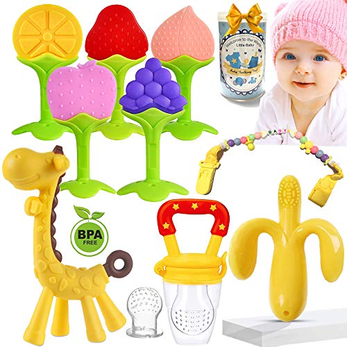 Baby Infant Teething Toys for Babies Months 6-12