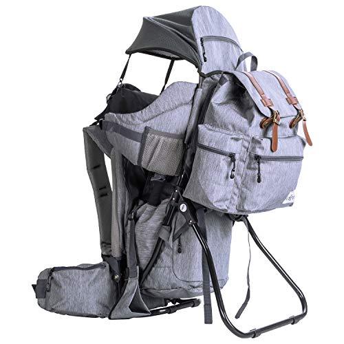 ClevrPlus Urban Explorer Child Carrier Hiking Baby Backpack