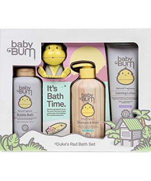 Baby Bum Duke's Rad Bath Set | Full Size Bath Essentials