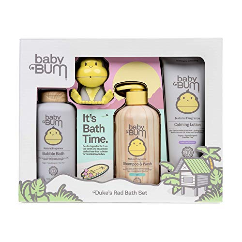 Baby Bum Duke's Rad Bath Set   Full Size Bath Essentials