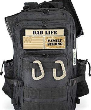Dad Diaper Bag, Diaper Bag Backpack for Dad, Changing Pad