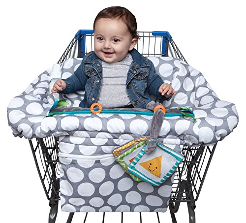 Boppy Preferred Shopping Cart and Restaurant High Chair Cover