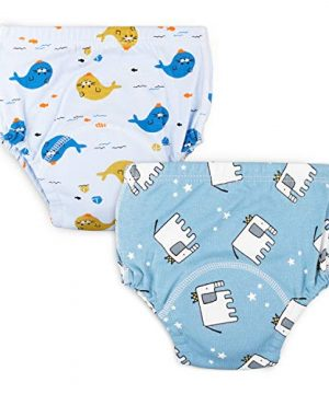 Baby Toddler 2 Pack Cotton Training Pants Toddler Potty