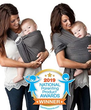 4 in 1 Baby Carrier Wrap and Baby Sling Carrier
