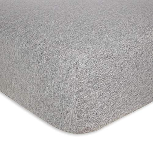 Fitted Crib Sheet for Standard Crib and Toddler Mattresses