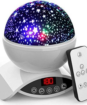 Baby Night Light Projector for Bedroom