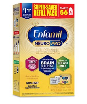 Enfamil NeuroPro Baby Formula, Brain and Immune Support with DHA