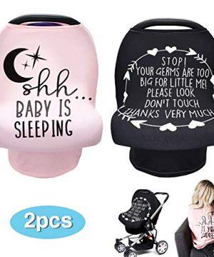 Baby Breastfeeding Cover Soft Nursing Scarf for Infant Stroller