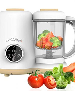 Avec Maman - Baby Chef, 4-in-1 Food Processor for Babies