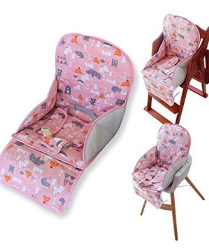 Ancho's New Highchair seat Cushion Film Breathable Pad