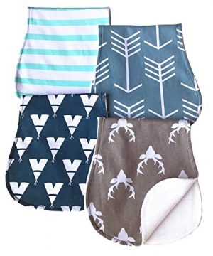ARNZION Baby Burp Cloths Baby Burp Set