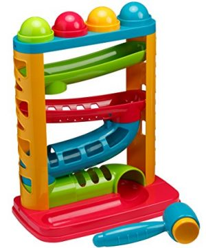 Playkidz Super Durable Pound A Ball Great Fun for Toddlers