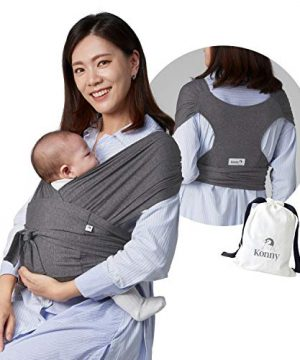 Konny Baby Carrier | Ultra-Lightweight, Hassle-Free Baby Wrap Sling