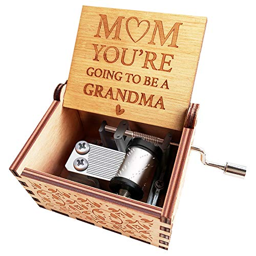 N / A Orimami Personality Baby Birth Announcement Music Box