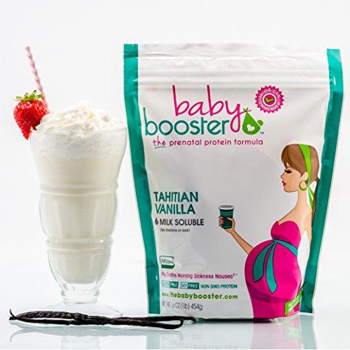 Baby Booster Prenatal Vitamin Supplement Shake Bag