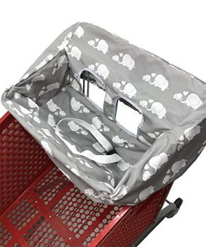 Baby Grocery Cart Cover and High Chair Seat Cover