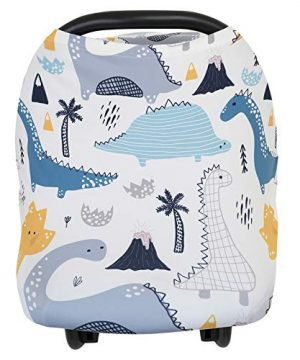 Baby Nursing Cover, Multi Use Baby Car Seat Cover