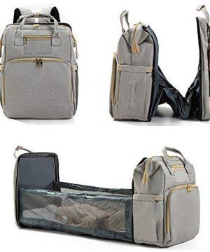 Diaper Bag Backpack Large Baby Bag Large Capacity