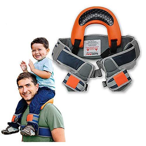 Baby Shoulder Carrier Outdoor Hiking Saddle Seat Backpack