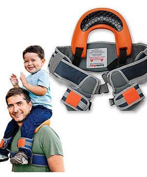 Baby Saddle Child Shoulder Carrier Hiking Backpack Ankle