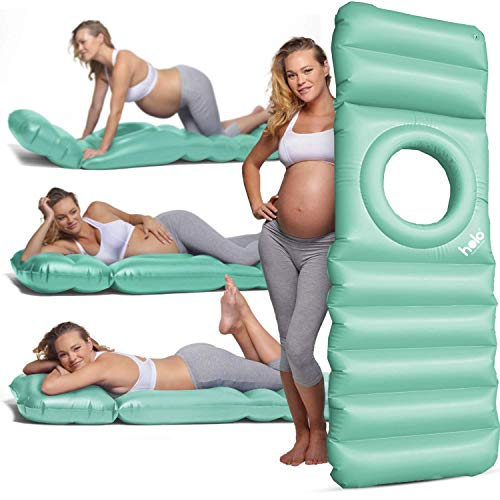 HOLO The Original Inflatable Pregnancy Pillow, Pregnancy Bed