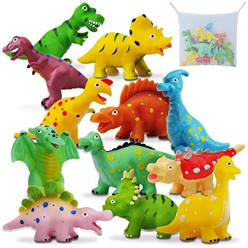 Gizmovine Dinosaur Baby Bath Toys for Toddlers