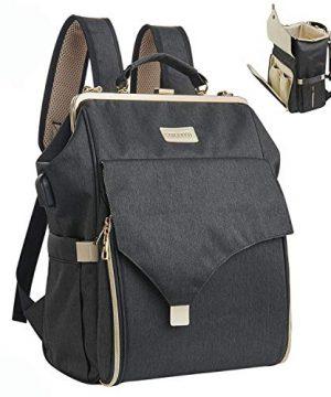 Baby Backpack Diaper Bag, Multifunction Waterproof
