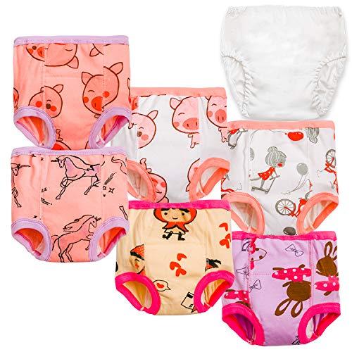 Potty Training Underwear for Girls 2T