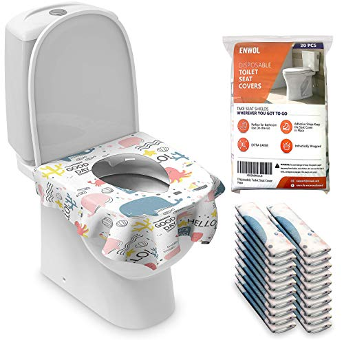 XL Toilet Seat Covers Disposable for Kids Toddler