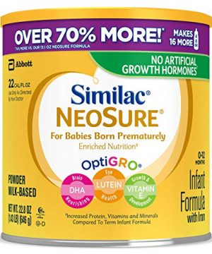 Similac NeoSure Infant Formula with Iron, For Babies Born Prematurely